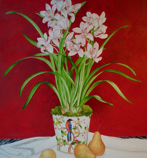 Bridal Orchid
